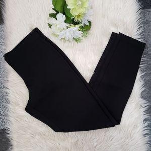 J.CREW factory black skinny pants 12